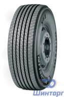 Michelin XF2 Antisplash 385/65 R22.5 158 L