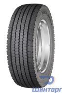 Michelin XDA 2+ ENERGY 315/80 R22.5 154/150 M