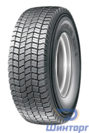 Michelin XDA 4 315/80 R22.5 154/150 M